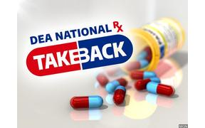 Fall Drug Take Back Day