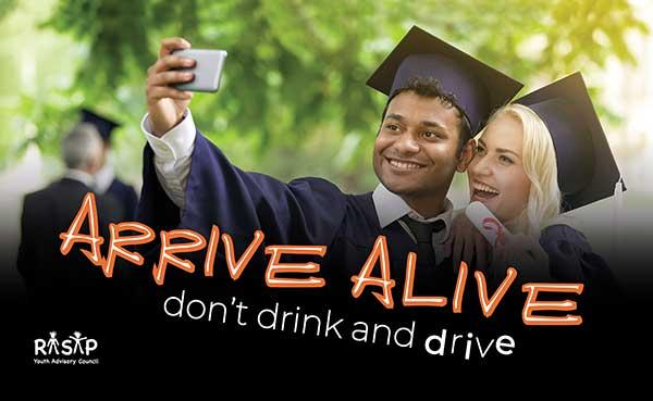 Arrive Alive Poster